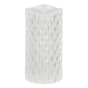Wave Wax Pillar