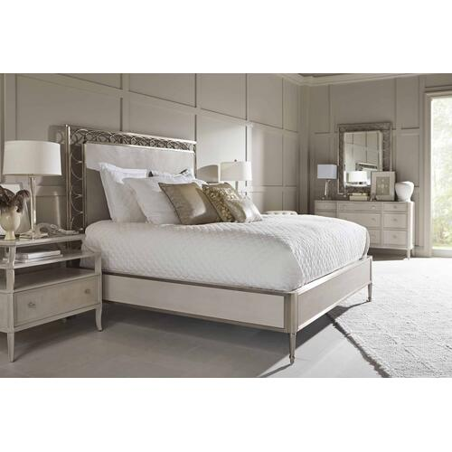 La Scala 5/0 Panel King Bed