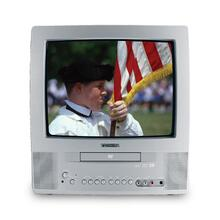 "13"" Diagonal Combination TV/DVD"