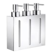 See Details - Soap Dispenser with 3 containers