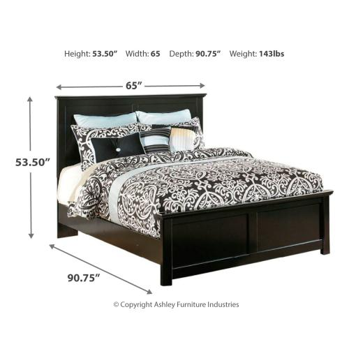 Maribel 4 Piece Queen Bedroom Package