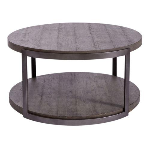 Liberty Furniture Industries - Round Cocktail Table Top
