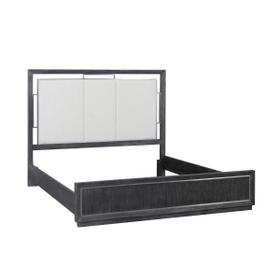Echo King Set of Side Rails in Charcoal