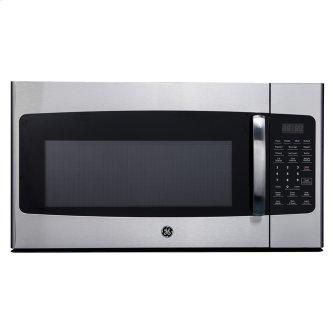 GE 1.6 Cu. Ft. Over-the-Range Microwave Oven Stainless Steel - JVM2165SMSS