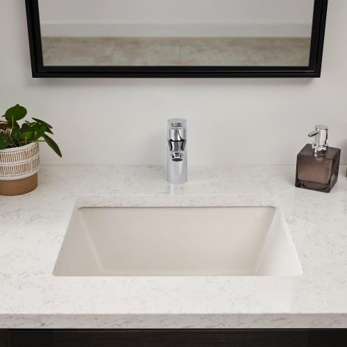 Bauloop Single Hole Single-handle S-size Bathroom Faucet 1.2 Gpm Less Drain