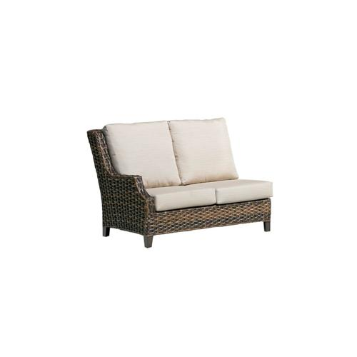 Ratana - Whidbey Island Chair 2-Seater Left Arm