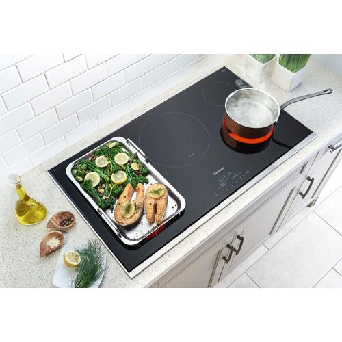 Touch Control Electric Cooktop 36'' Black CET366TB