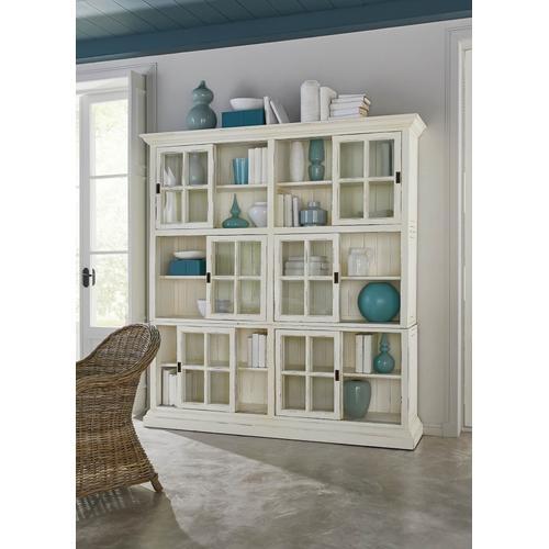 English Bookcase 2 Column - WHD