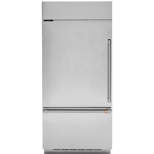 Product Image - Café™ 21.3 Cu. Ft. Built-In Bottom-Freezer Refrigerator