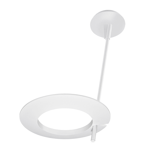 """Ringlo™ 12"""" LED Ceiling Torchiere"""
