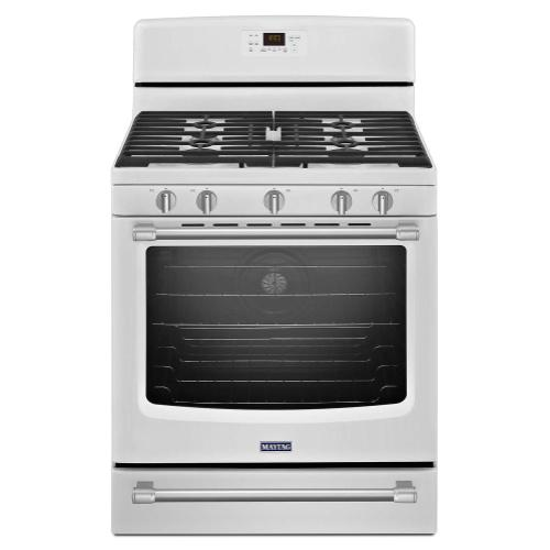 Gallery - 30-inch Wide Gas Range with Convection and Power™ Burner - 5.8 cu. ft.