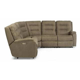 See Details - Arlo Power Reclining Sectional with Power Headrests and Lumbar