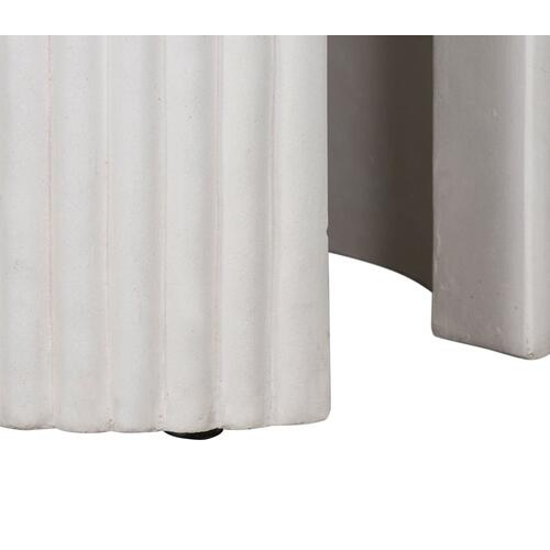 Product Image - Wave Concrete Stool