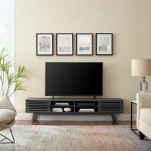 """See Details - Render 70"""" Entertainment Center TV Stand in Charcoal"""