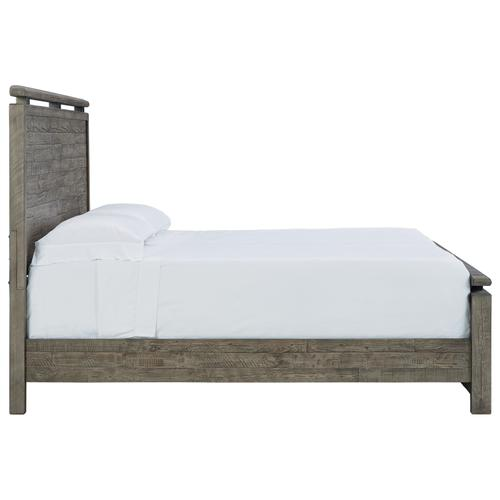 Brennagan California King Panel Bed