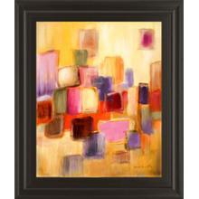 """""""Sonata I"""" By Lanie Loreth Framed Print Wall Art"""