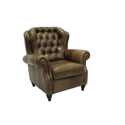 Sitara Chair W/Gemsbok Leather