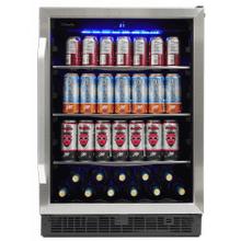 "View Product - Riccotta 24"" Single Zone Beverage Center"