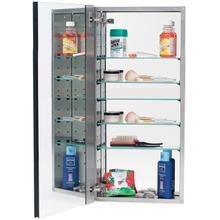 Mirror Cabinet MC20344 - Stainless Steel