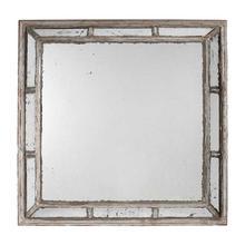 Irving Square Framed Mirror
