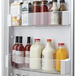 "Cafe Appliances 48"" Smart Built-In Side-by-Side Refrigerator"
