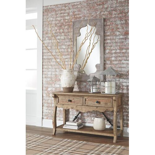 Dazzelton Sofa/console Table