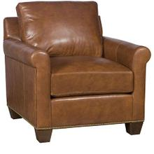 See Details - Darby Leather Chair