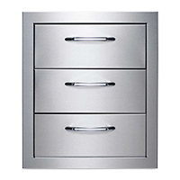 Capital - 3 Drawer System