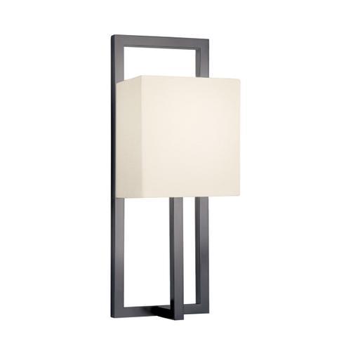 Sonneman - A Way of Light - Linea Tall Sconce [Color/Finish=Black Bronze]