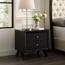 See Details - Providence Nightstand or End Table in Cappuccino