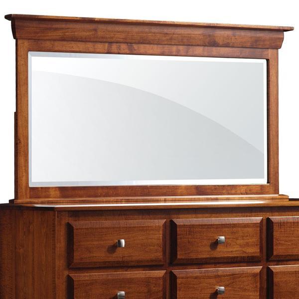 """See Details - Colburn Bureau Mirror, 54 """"w x 30 """"h"""