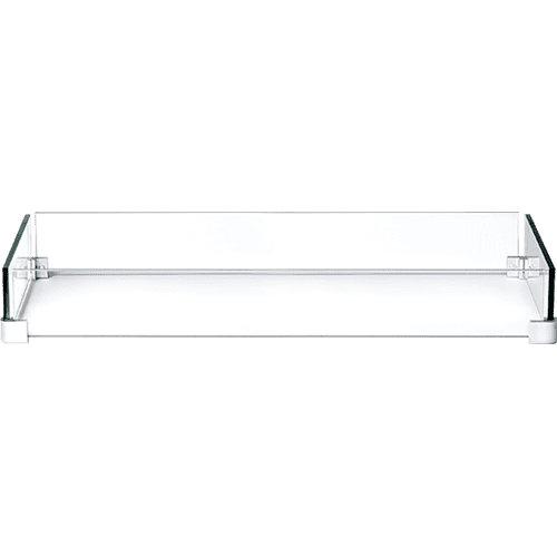 Napoleon BBQ - Windscreen for Linear Gas Patioflame fits Linear Gas Patioflame