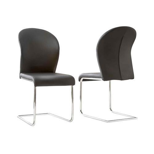 Gallery - Tayside Side Chair, Black