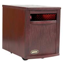 Original SUNHEAT USA1500 Black Cherry Infrared Heater
