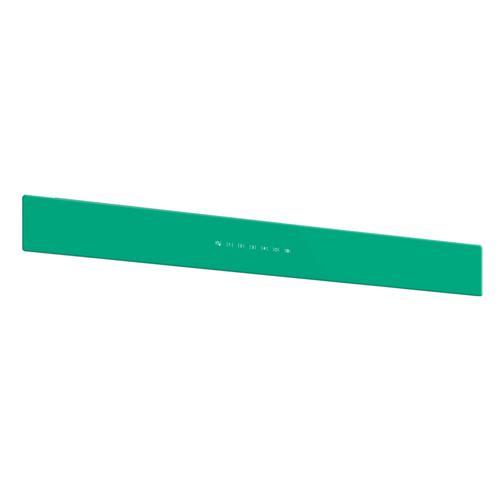 BEST Range Hoods - WCB3 30'' Front Glass Panel Emerald