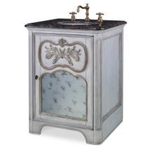 See Details - Laurel Petite Sink Chest - White