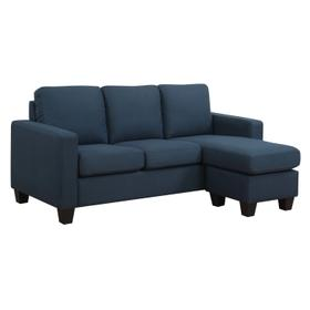 See Details - Reconfigurable Chaise Sectional