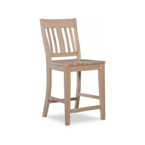 "John Thomas Furniture - 24"" Benson Stool"