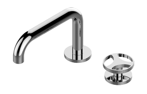 Harley Two-Hole Lavatory Faucet Product Image
