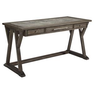 "Ashley FurnitureSIGNATURE DESIGN BY ASHLEYLuxenford 60"" Home Office Desk"