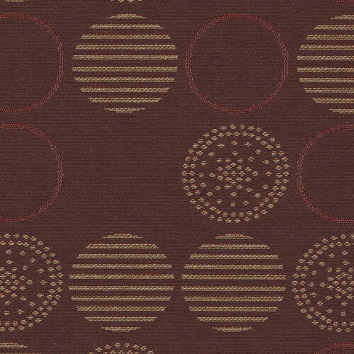 Flash Furniture - 18.5''W Church Chair in Galaxy Earth Fabric with Book Rack - Gold Vein Frame