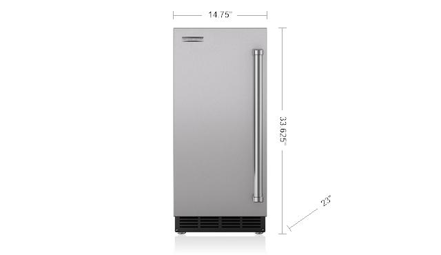 Subzero Freezers