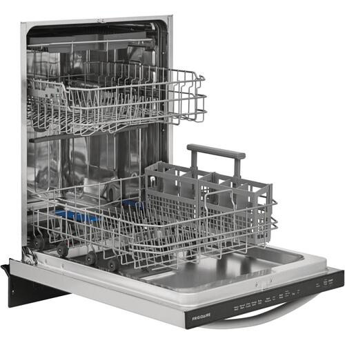 Frigidaire 24'' Built-in Dishwasher with EvenDry™