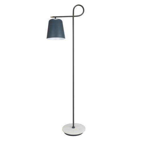 Tov Furniture - Babel Marble Base Floor Lamp