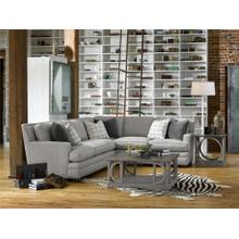 See Details - Riley Sectional Lft Arm 2Sofa Rt Arm Corner