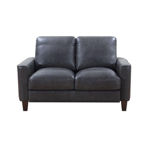 Leather Italia USA - 5309wl Chino Loveseat 177066 Grey