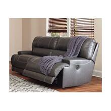 McCaskill 2 Seat Reclining Sofa Gray