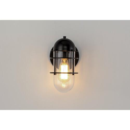 Seaside 1-Light Outdoor Wall Sconce