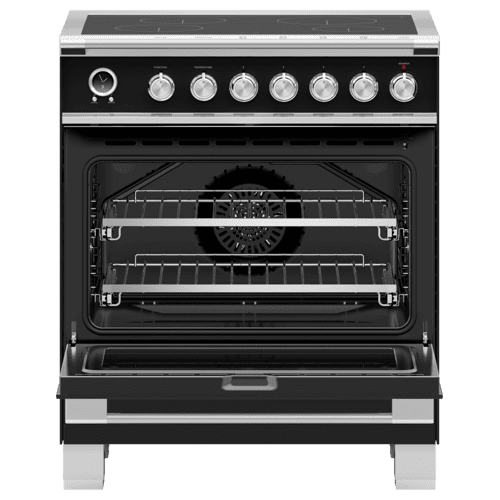 """Fisher & Paykel - Induction Range, 30"""", 4 Zones, Self-cleaning"""