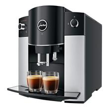 Automatic Coffee Machine, D6, Platinum